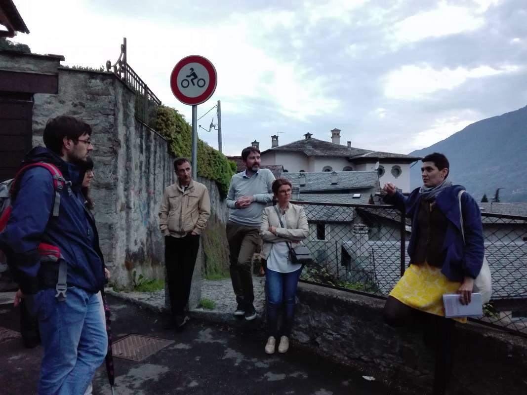 Presentazione del libro Il territorio messo in scena, Morbegno (SO)