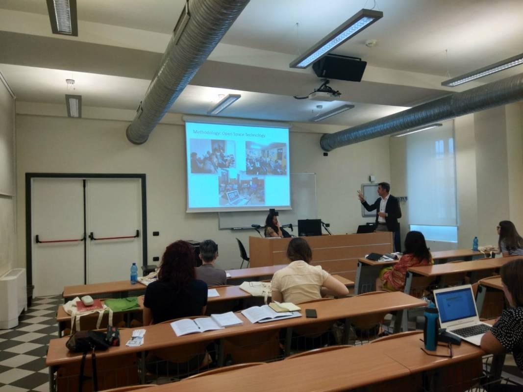 Presentazione del progetto sul Museo etnografico di Tirano, Bergamo