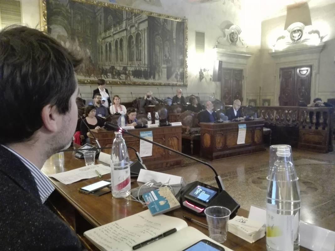 Convegno Erranza VS Restanza, Bologna