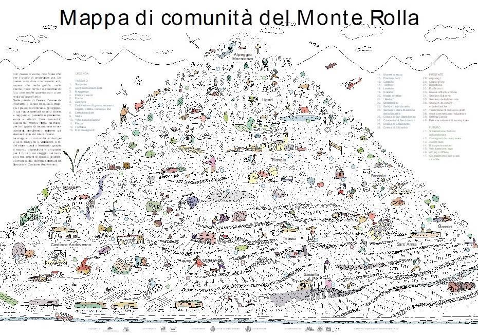 La mappa di comunità