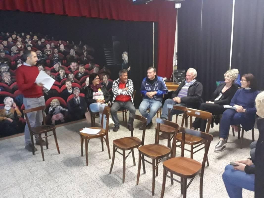 Un incontro pubblico a Baruffini (SO)