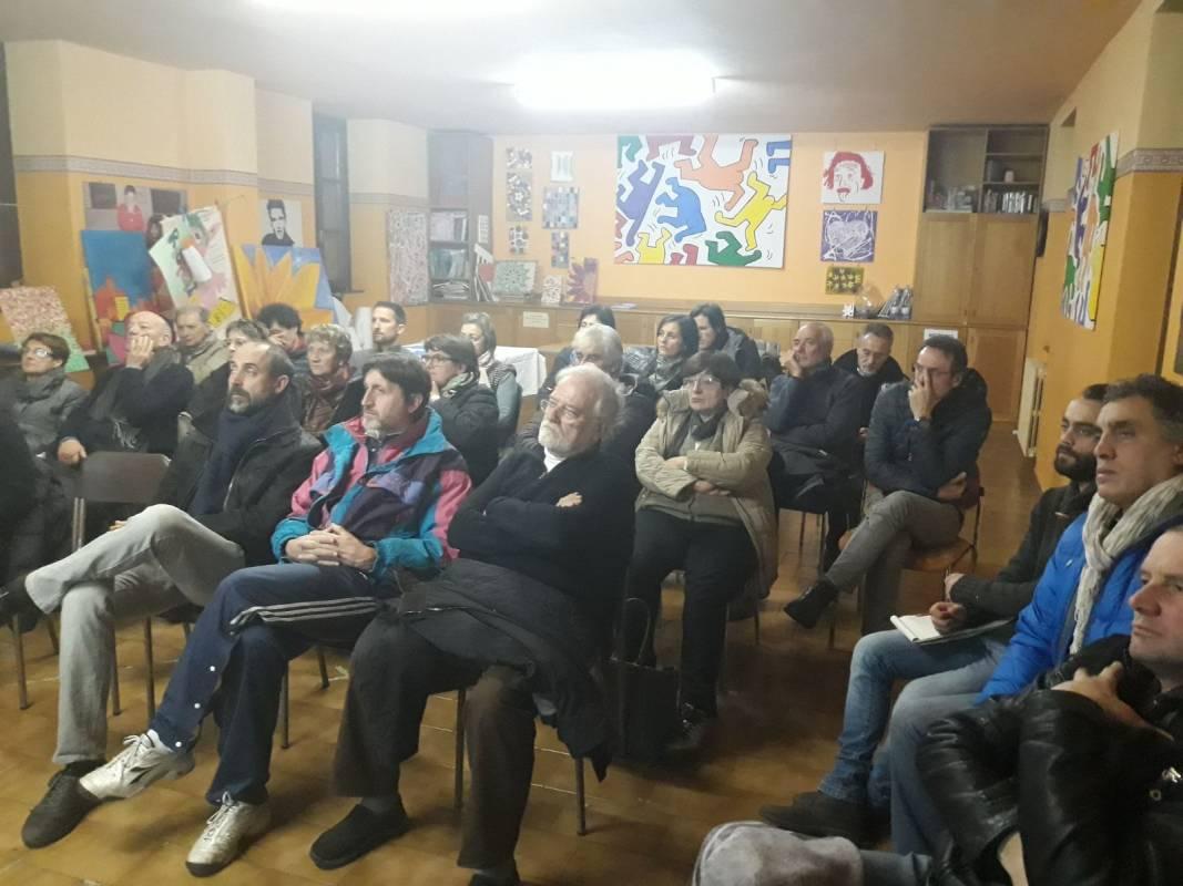 Presentazione del percorso a Madonna di Tirano (SO)