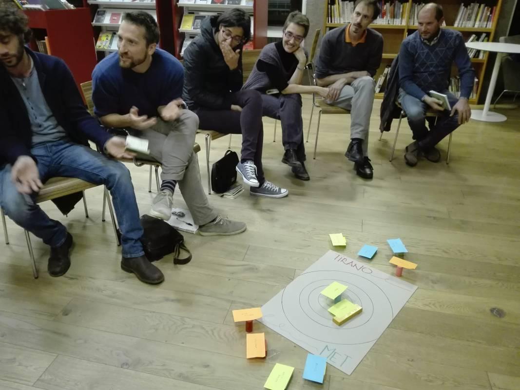 Un incontro pubblico alla biblioteca di Tirano (SO)